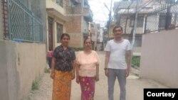 နီေပါမွာပိတ္မိေနတဲ့ ျမန္မာႏုိင္ငံသားတခ်ဳိ႕