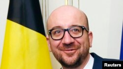 Primeiro-ministro belga Charles Michel