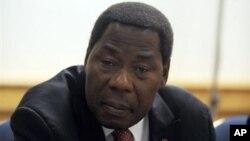 Prezida wa Benin, Thomas Boni Yayi