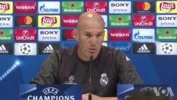 Réaction de Zinedine Zidane sur la finale Real-Juventus (vidéo)