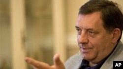 Milorad Dodik, predsednik Republike Srpske (arhiva)