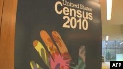 2010年美国人口统计图标