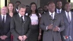 Nicolas Sarkozy s'exprime sur l'attaque de Grand Bassam