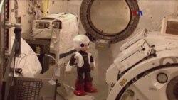 Kirobo y Mirata, dos nuevos robots que hablan y viajan al espacio