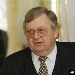 Former US Secretary of State Lawrence Eagleburger (File Photo)