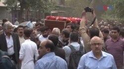 جلال آباد میں قتل کیے گئے پاکستانی سفارت کار کی اسلام آباد میں تدفین