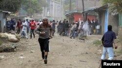 Confrontos em Eastleigh, Nairobi
