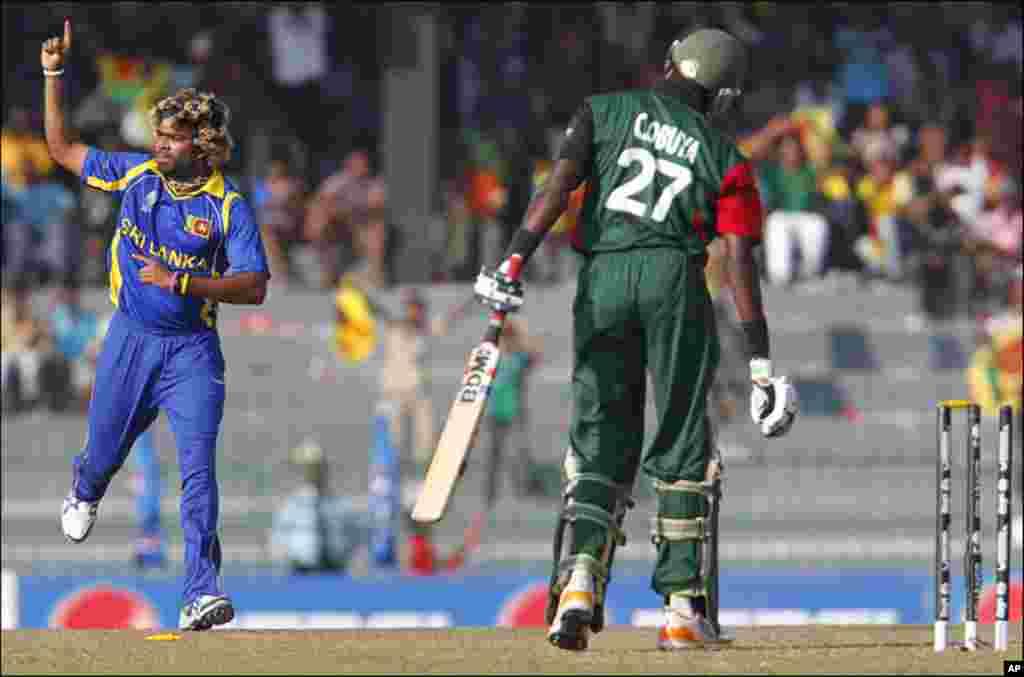 سری لنکا نے کینیا کو نو وکٹوں سے ہرادیا