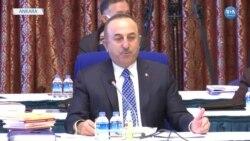 """Çavuşoğlu: """"AB'nin Hatalarını Anlamasını Bekliyoruz"""""""