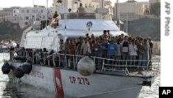 EU oo Ciidamada Soohdimaha geysay Greece