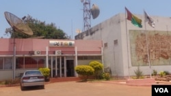 Sede da Televisão da Guiné-Bissau