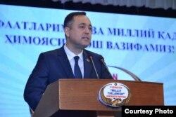 Sarvar Otamuratov, prezidentlikka nomzod