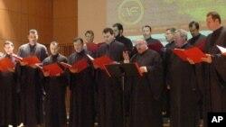Συναυλία βυζαντινής μουσικής στη Νέα Υόρκη
