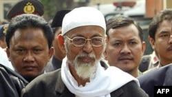 Giáo sĩ cực đoan Abu Bakar Bashir
