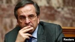 希腊总理安东尼斯·萨马拉斯
