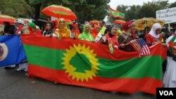 Hiriira mormii Oromoo Amerikaa,DC Fulbaana 29, 2016