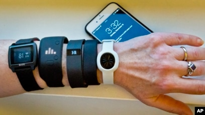 study do fitness trackers help you lose weight