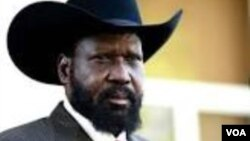 South Sudan Leader, Salva Kiir Mayardit