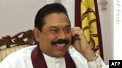 Tổng thống Sri Lanka tái đắc cử