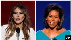 Campaña de Donald Trump dijo que no tienen planes de despedir a los responsables del discurso.