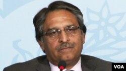 سیکرٹری خارجہ جلیل عباس جیلانی
