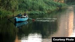 Sungai Nil menjadi sumber kehidupan bagi beberapa negara di Afrika (foto: dok).