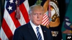 رئیس جمهوری آمریکا خواستار اعلام تحریم علیه کره شمالی نیز شد.