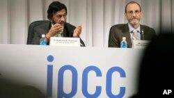 Ρατζέντρα Πατσάουρι, της Διακυβερνητικής Επιτροπής του ΟΗΕ για το Κλίμα