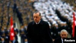 Presidente Tayyip Erdogan