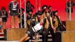 Touch of Class in the Central Virginia Show Choir Invitational in Richmond on March 5