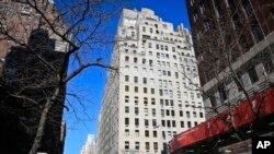 Meski tampak megah dengan gedung-gedung bertingkat, kota New York diganggu masalah tikus.