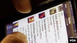 Pengguna Twitter di Indonesia menempati posisi ketiga tertinggi di dunia setelah AS dan Brazil. (Photo: Dok)