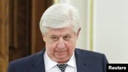 Бывший генпрокурор Украины Виктор Шокин