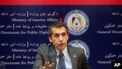 صدیق صدیقي خبریالانو ته وویل چې افغان امنیتي ځواکونو تراوسه دخپلو مخالفانو پروړاندې کلک مقاومت کړی دی.