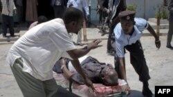 الشباب مسؤليت حمله انتحاری در موگاديشو را بر عهده گرفت