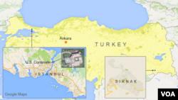 روز شنبه نیروهای امنیتی این کشور ۱۲ شبه نظامی را در استان های ماردین، شیرناک و تونجلی کشتند.