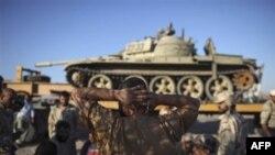 درگيری های مسلحانه مرگبار در جنوب ليبی