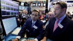 အေမရိကန္ စေတာ့ Dow Jones အညႊန္းကိန္း စံခ်ိန္က်ိဳးတက္