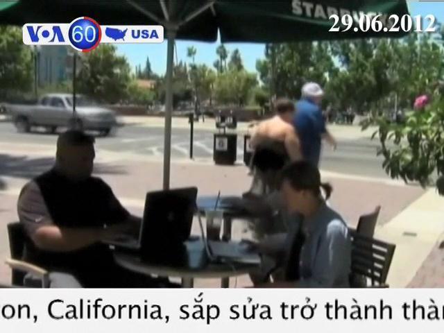 VOA60 Hoa Kỳ 29/06/2012
