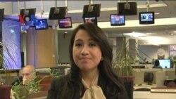 Polemik Bakal Capres AS Santorum - Liputan Berita VOA 21 Februari 2012