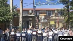 اعتراضات معلمان در ایران (آرشیو)