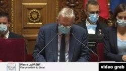 ျပင္သစ္အထက္လႊတ္ေတာ္ ဒုဥကၠဌ Pierre Laurent