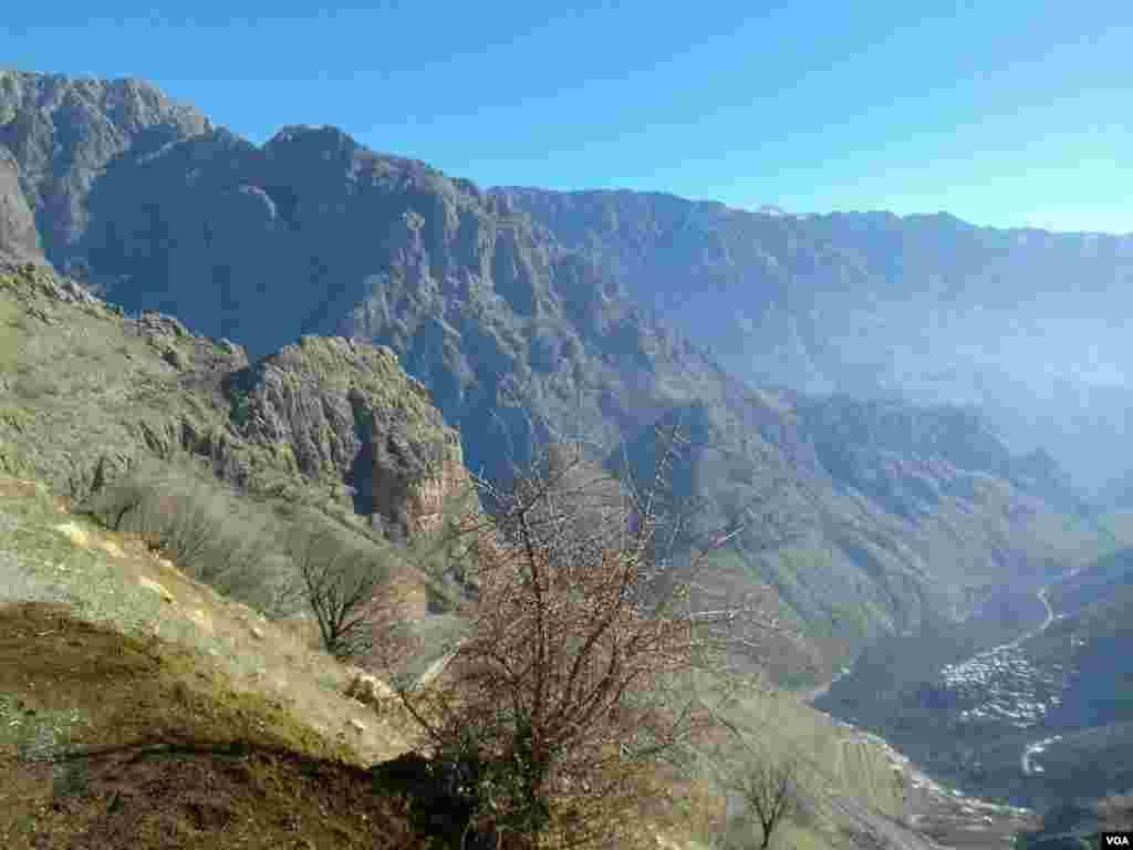 سروآباد، اورامانات- روستای بلبر عکس: پدرام هورامانی (ارسالی شما)