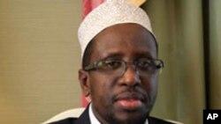 Somalia President Urges Change of Government