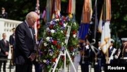 Obilježavanje Dana sjećanja na Nacionalnom vojnom groblju u Arlingtonu, Virginia, 31. maj 2021.