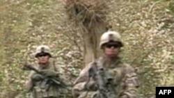 درتیراندازی یک سرباز افغان، دو سرباز آمریکایی کشته شدند
