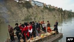 День города в Тбилиси