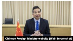 Thứ trưởng Ngoại giao Trung Quốc La Chiếu Huy.