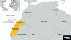 Western Sahara, Africa