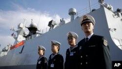 د چین د ۲۰۱۶ کال دفاعي بودیجه ۱۴۶میلیارده ډالر وه